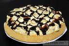 Recept Třepací mandarinkový dort s banánem - třepací dort