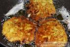 Recept Chlebový bramborák s uzeninou - chlebový bramborák - příprava