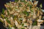 Recept Kuřecí maso s fazolkami - kuřecí maso s fazolkou - příprava