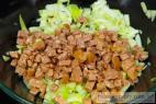 Recept Zapečené brambory se zeleninou - zapečené brambory - příprava