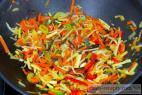 Recept Asijská kuřecí čína s luxusní rýží - kuřecí čína - příprava