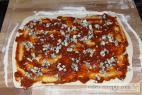 Recept Sýroví pizza šneci - pizza šneci - postup