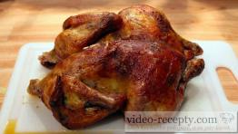 Grilované kuře z trouby