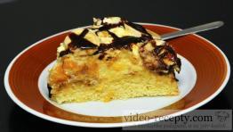 Ultrarychlý třepací mandarinkový dort