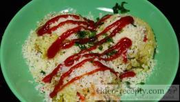 Excelentní kuřecí rizoto