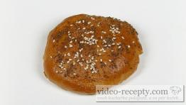 Sezamové bulky s kmínem