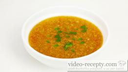 Pikantní čínská polévka jako z restaurace