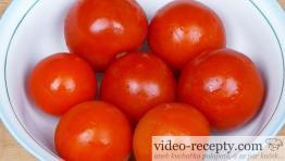 Jak oloupat rajčata?