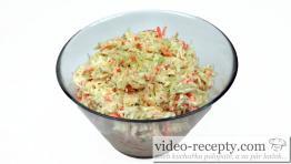 Dietní salát Coleslaw