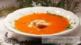 Kapří polévka